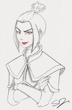 Avatar Azula, Aang, Feeling Frustrated, Iroh, Long Shot, Patron Saints, Strong Girls, Quick Sketch, Sandbox