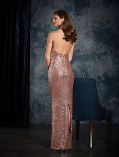 Alfred Angelo Bridal Style 8120L from New Arrivals: Bridesmaid Dresses Strapless Dress Formal, Prom Dresses, Formal Dresses, Metallic Bridesmaid Dresses, Alfred Angelo Bridal, Bridal Style, Sequins, Gowns, Bridesmaids