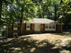 Find this home on Realtor.com. Nice deck and wooded area, no double sink in master bathroom