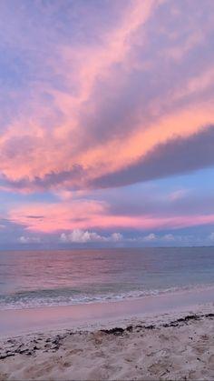 Ocean Wallpaper, Aesthetic Desktop Wallpaper, Summer Wallpaper, Scenery Wallpaper, Aesthetic Backgrounds, Nature Aesthetic, Beach Aesthetic, Pretty Sky, Beautiful Sky