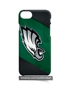 Philadelphia Eagles Design #1 iPhone 5 5s 5c 6 6s 7 8 + Plus X Case Cover