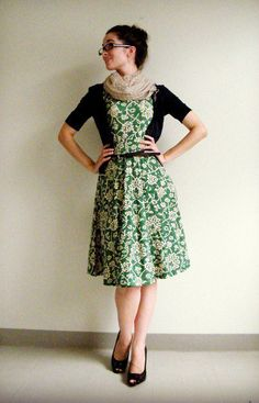 Delight Me Dress   Mod Retro Vintage Dresses   ModCloth.com