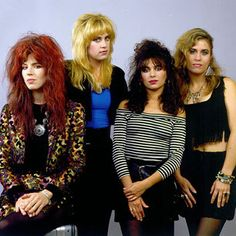 The Bangles. a 1980's band, obviously.