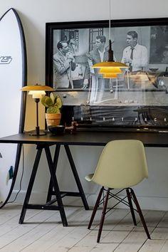 Louis Poulsen 3½ - 2½ Table Lamp