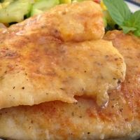 Brown Butter And Lemon Sauced Tilapia Recipe