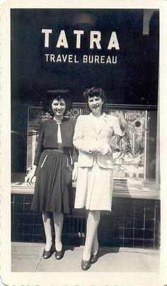 1940s ladies