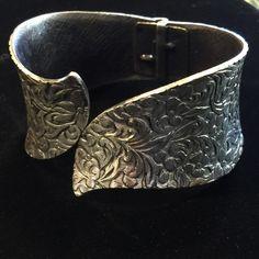 Beautiful Cuff Bracelets Beautiful Cuff Bracelet. Antiqued Silver look. Jewelry Bracelets