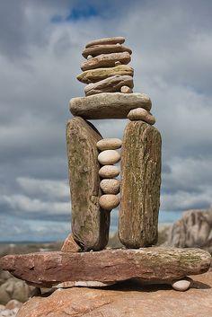 Constriction Balance by escher is still alive, via Flickr