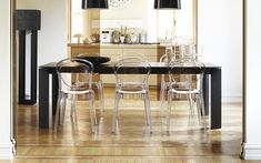 PARISIENNE stackable chair, also for the outdoors - Calligaris CS/1263