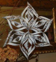 weihnachtssterne papier muster selber basteln