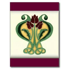=>>Save on          	Art Nouveau Rose Tile Post Card           	Art Nouveau Rose Tile Post Card Yes I can say you are on right site we just collected best shopping store that haveDiscount Deals          	Art Nouveau Rose Tile Post Card please follow the link to see fully reviews...Cleck Hot Deals >>> http://www.zazzle.com/art_nouveau_rose_tile_post_card-239593358768024902?rf=238627982471231924&zbar=1&tc=terrest