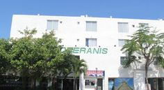 Hotel Soberanis Cancun The Hotel Sobranis is conveniently located in Cancun city centre, close to some of the best local restaurants, shops, markets and entertainment centres the city has to offer.