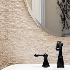 How to create that rustic look with simplicity beige marble tumbled effects