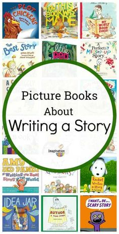20 Picture Books About Writing a Story (For Writing Workshop) Teachers and parents, use these picture books as mentor texts to model the process of writing a story including getting an idea, revising, plotting, & more. Writing Mentor Texts, Writing Prompts For Kids, Narrative Writing, Writing Lessons, Kids Writing, Writing A Book, Writing Rubrics, Paragraph Writing, Opinion Writing