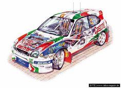 Toyota Corolla WRC:: rallye-magazin.de