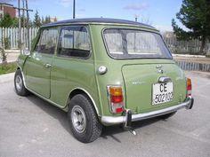 Italian Innocenti Mini Cooper