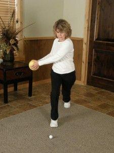 golf flexibility exercise