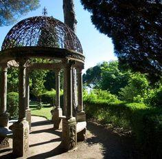 Villa Cimbrone Gardens - Ravello, Campania, Italy.