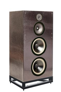"""""""Golde Note - XS-96 ,Leather High End Loudspeakers"""" !... http://about.me/Samissomar"""