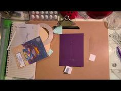 Creating a light up card without Chibitronics - cost effective - YouTube