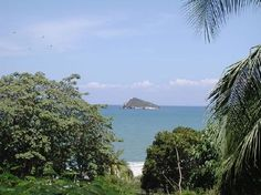 View from your terrace--Playa Santa Clara, Rep. of Panama