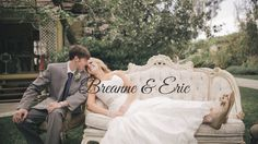 Eric & Breanne's lovely vintage, rustic wedding video from Twin Oaks Garden Estate, San Marcos