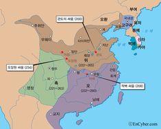 삼국지 지도에 대한 이미지 검색결과
