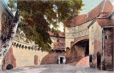 Marientor Innenansicht, 1899