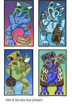 Last year a good friend asked me if I had heard that two new whetū in the Matariki cluster, had been named (Pōhutukawa and Hiwaiteran. Nz Art, Art For Art Sake, Literacy Display, Waitangi Day, Maori Symbols, Kindergarten Projects, Maori Designs, Tiki Art, New Zealand Art