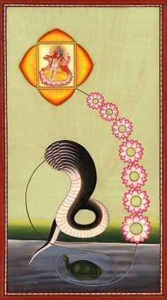 Kailash Raj, Ganesha and Kundalini