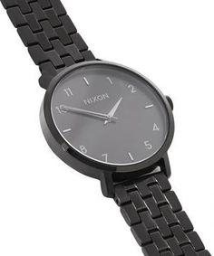 Arrow Metal Watch