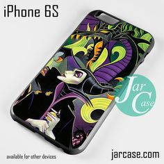 Maleficent Disney Villlain Phone case for iPhone 6/6S/6 Plus/6S plus