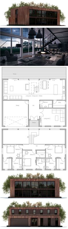 Container House - Ruim opgezette begane grond. De keuken als open plaats. Who Else Wants Simple Step-By-Step Plans To Design And Build A Container Home From Scratch?