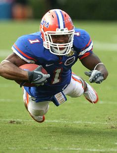 Percy Harvin, Florida Gators