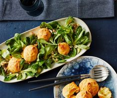Gougères Couscous, Risotto, Potato Salad, Potatoes, Meat, Chicken, Ethnic Recipes, Food, Food Portions