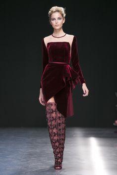 Défilé Georges Chakra Haute couture automne-hiver 2017-2018 13