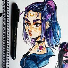 #watercolors #drawing #doodle #sketch #sketchbook #watercolor