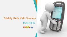 Mobile #SMSGateway Service in Saudi