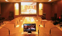 Audio Visual Solutions, Video Conferencing System, Audio Visual System, Digital Signage System, Video Wall System, Extron Switcher, Crestron Touch Panels Malaysia, Integrated Audio Visual System
