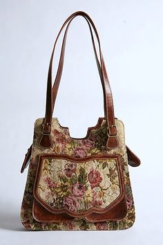I had a purse like this when I was 13... #FlowerShop #Anthropologie