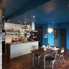 料理番組のようなキッチンに!-azur mu-の部屋 キッチン2