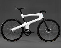 Mokumono, un vélo inspiré de l'auto