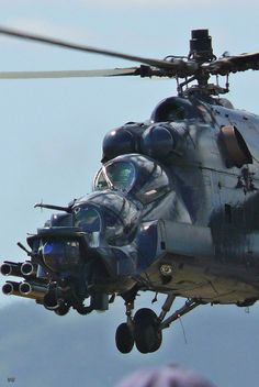 Rocketumblr | Mi-24 SuperHind