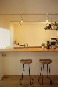 リフォーム・リノベーション会社:株式会社リビタ「珪藻土や断熱塗料をDIYで塗装。暮らしに合わせてつくっていく家」