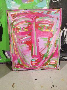 Danny Geschardt Painting 20 x 24
