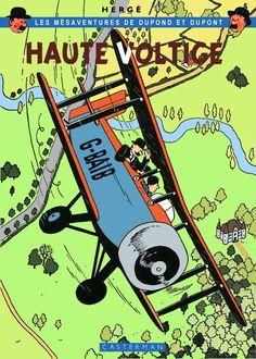 Les Dupondt : Haute Voltige by Bispro.deviantart.com on @DeviantArt