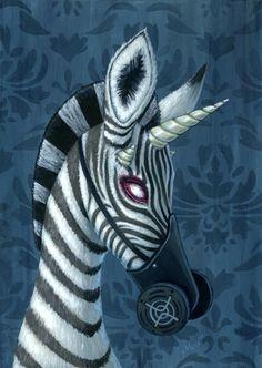 - 2013 - Gas mask animals