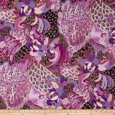 Hoffman - Sonja Floral Amethyst M7441-91G