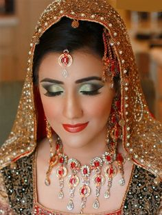 Indian Eye Makeup Looks
