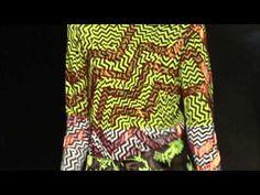 "KENZO Women Resort 2013 ""Electric Jungle"" - YouTube"
